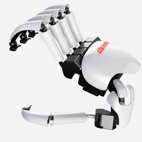 Dexta Robotics showcases exoskeleton glove