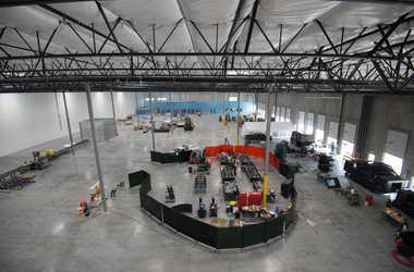 engineering careers  Hyperloop: Manufacturing plant opens