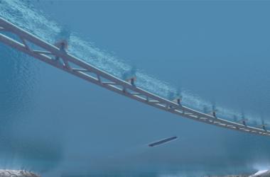 engineering careers  Norway Pioneers First Floating Underwater Tunnels