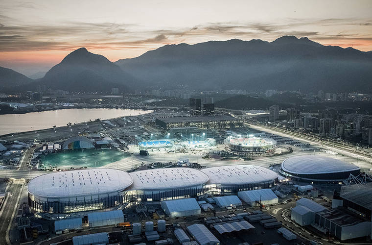 #EngineeringTheOlympics: Arenas Cariocas by Wilkinson Eyre