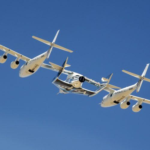 Virgin Galactic Resumes Test Flights over Californian desert