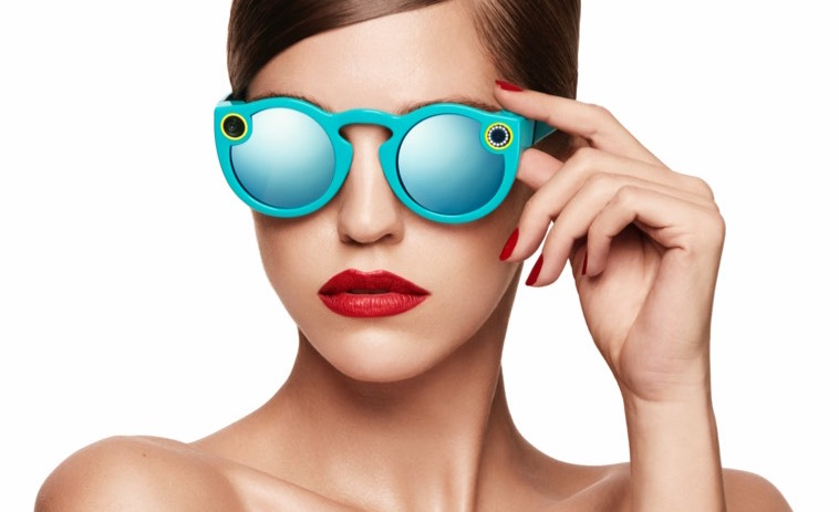 It's official – Snapchat launch £100 Google Glass-style Spectacles