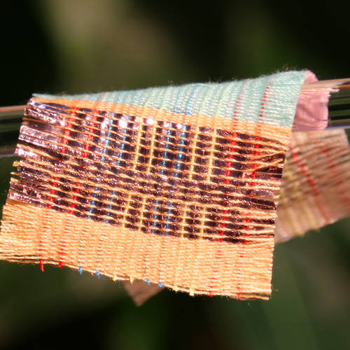 Meet the Fabric that can harvest energy from both motion and sunlight