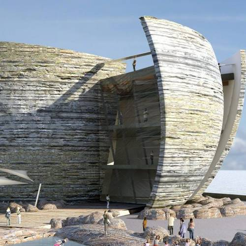 The tides turning for Swansea - 'Swansea Bay Tidal Lagoon' could see the city become an international hub for tidal energy.