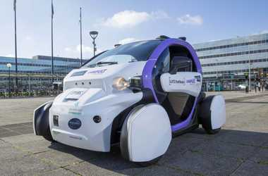 engineering careers  First British trial of Self-Driving Vehicle a success