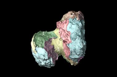 engineering careers  Rosetta: Explore 67P/Churyumov–Gerasimenko in 3D, courtesy of Rosetta