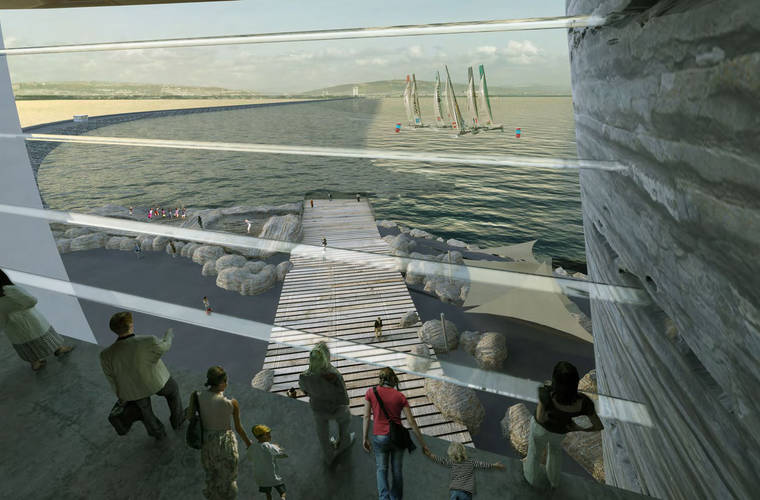Dive into the detail of Tidal Lagoon Powers plan for Swansea's tidal lagoon