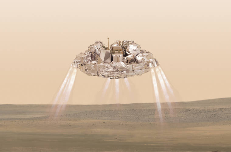 """Watch Live – Schiaparelli Lander hopes to """"crush it"""" with soft landing on Mars later today"""