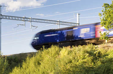 engineering careers  GWR celebrates 40 years of the Inter-City 125