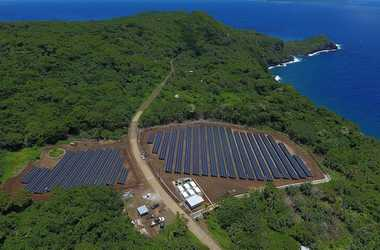 engineering careers  Welcome to the island of Ta'u – (almost) entirely powered by solar panels