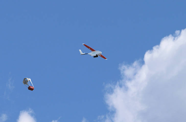 Zipline secures $25 million investment to deliver medical supplies by drone