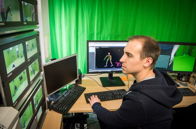 "The University of Bath is offering a fully funded PhD to investigate ""Video Dressing Virtual Actors"""