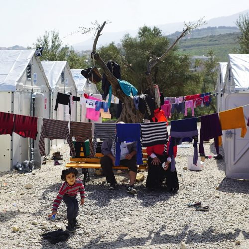 IKEA flat-pack refugee shelter wins Design of the Year