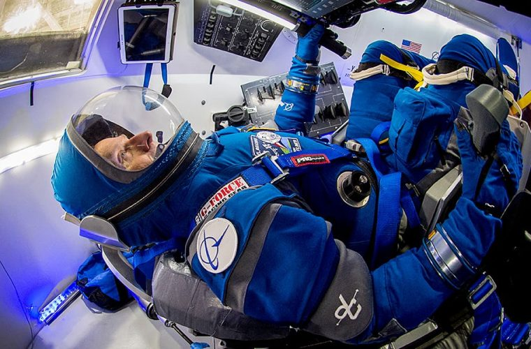 """Suit Up – Boeing Reveals Sleeker & """"Cooler"""" Starliner Spacesuit"""