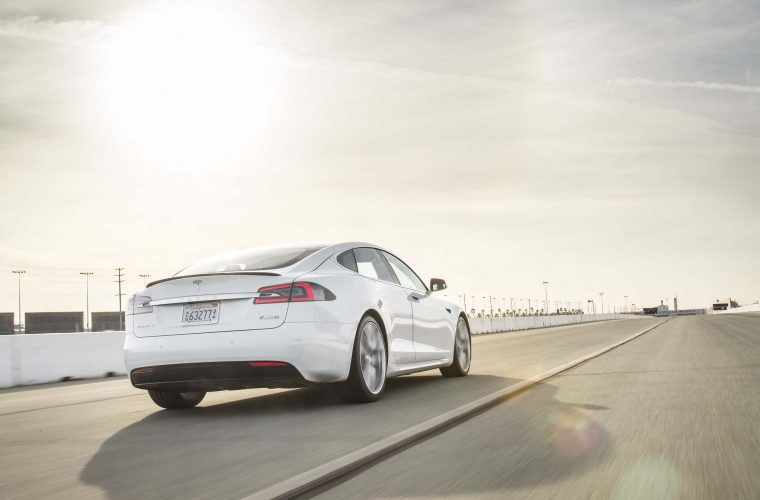 Tesla Break World Acceleration Record for Production Cars