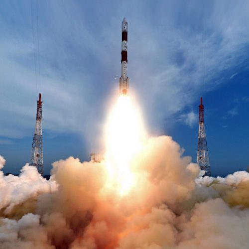 #cubesat ISRO launch 104 Satellites to smash the world launch record