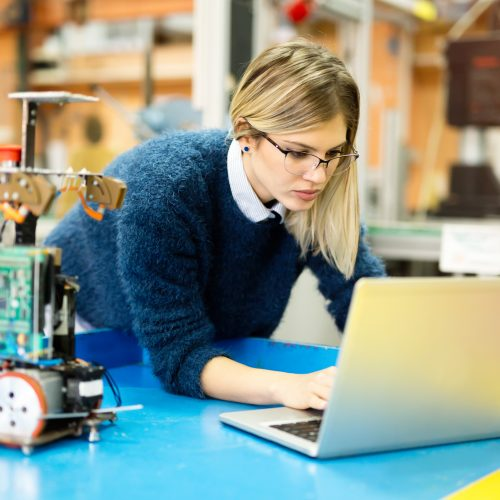 Routes into Engineering - Apprenticeships, University Or A-Levels