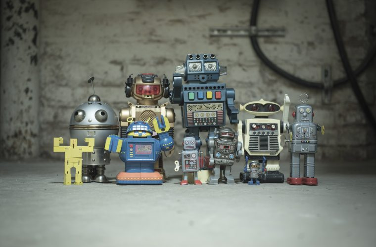 #automationrevolution Stop the Press! The Robots Are Not Taking Over… Well Not Yet.