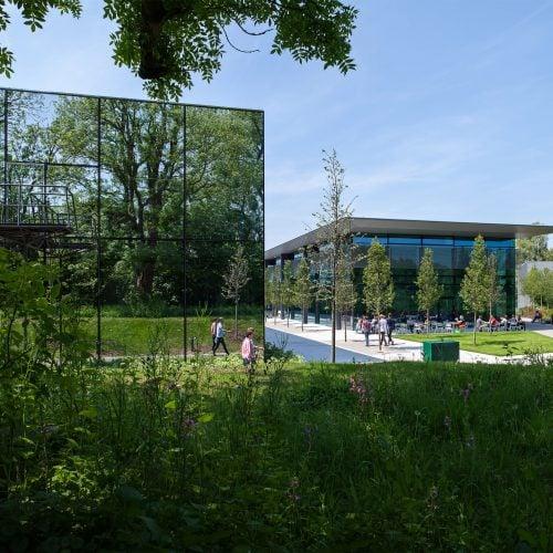 Work underway on Wiltshire Dyson tech campus