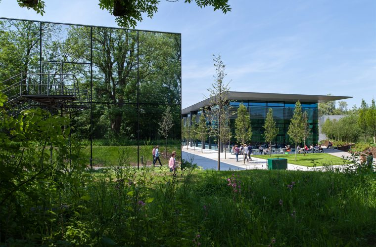 Work underway on Wiltshire Dyson tech campus