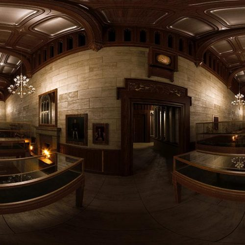 Virtual Reality used to restage 1839 photography show