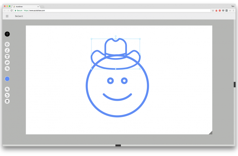 Google's Autodraw AI — Convert your awful doodles to clip art
