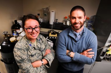 engineering careers  Air Force Academy cadet creates bullet-stopping gravy body armour