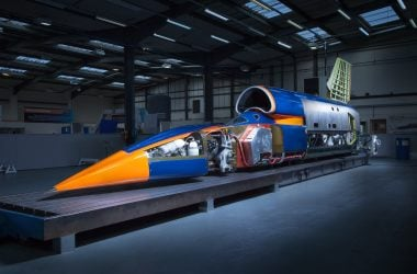 engineering careers  Letting Bloodhound Off The Leash – date set for Bloodhound High Speed Test programme
