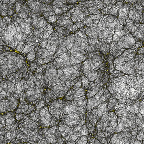 Engineers create the Largest ever Virtual Universe
