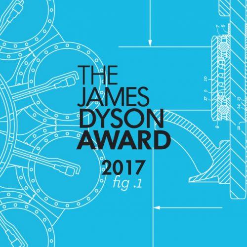 James Dyson Award offers a chance for a young Engineer to win £30k