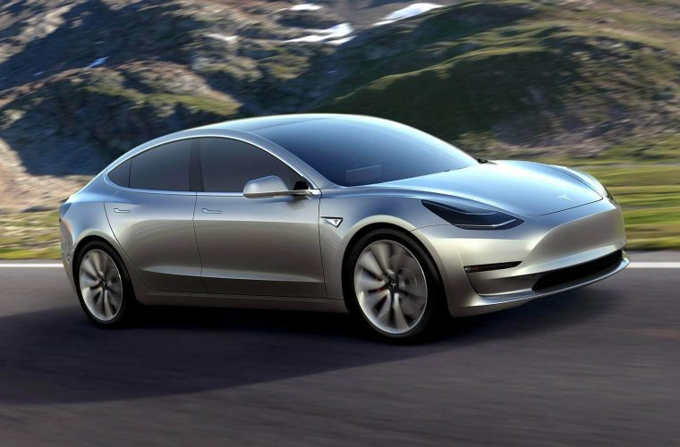 Infographic — Is the Tesla Model 3 going to completely change the future of driverless cars?