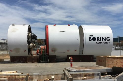Boring News - 'The Boring Company' announces that its first