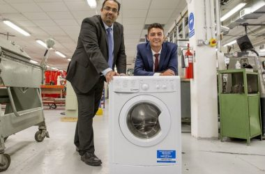 engineering careers  No heavy loads – Engineers develop simple solution for greener, lighter washing machine