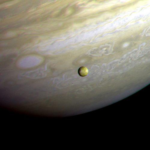 Twelve new Jovian moons discovered
