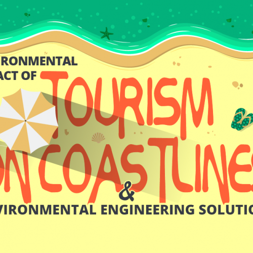 Infographic — Environmental Engineering Solutions to Tourism on Coastlines