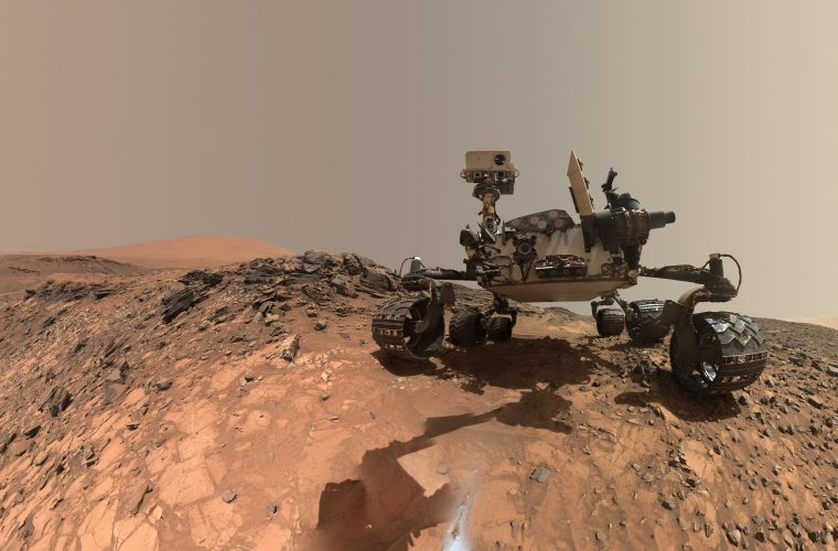 Must Watch – NASA Curiosity rover's 5-year time-lapse