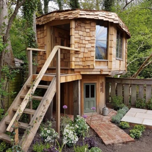 Mushroom House is the best shed of 2017