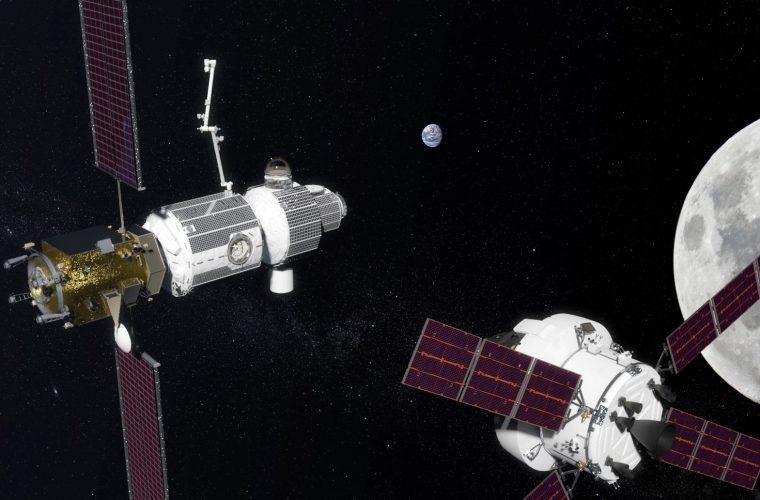 Will Russia partner with NASA's to construct humanities first Lunar Space Station?