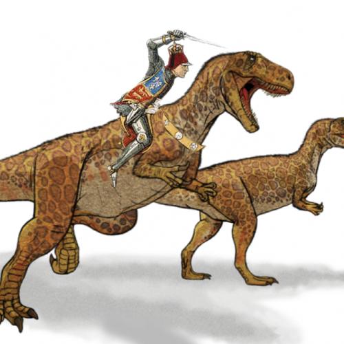 History through Engineering - King Richard III, Megalosaurus and Vasco da Gama's Esmeralda!