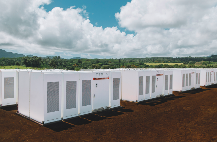 Tesla Powerpacks shipped to Puerto Rico