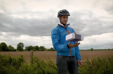 engineering careers  Drone delivers straight into your hands