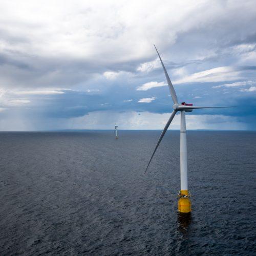Scottish wind power crushes 100% production threshold