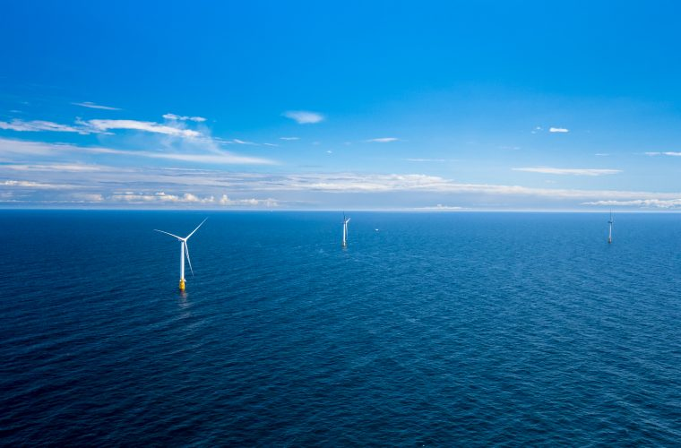 Winds of change: Britain now generates twice as much electricity from wind as coal