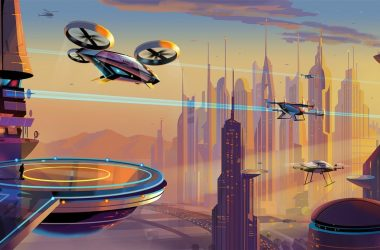 engineering careers  Flying taxi's propulsion system fired up for the first time