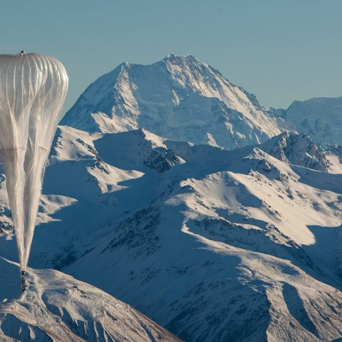 Google receives a license to deploy its Project Loon balloons over Puerto Rico and parts of the Virgin Islands.