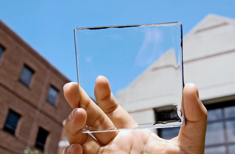 See-through solar technology represents 'wave of the future'