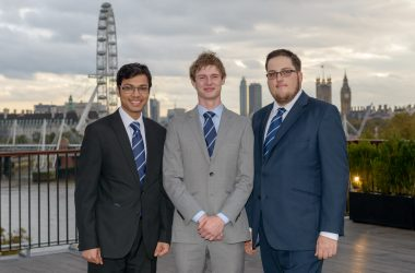 engineering careers  Cambridge students 'Good Vibrations' win IET Global Challenge Award