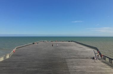 engineering careers  In Pictures: Hastings Pier wins the 2017 RIBA Stirling Prize