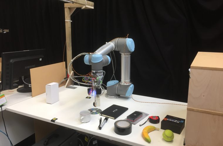 Cambridge Engineering Student grab first prize with robotic arm