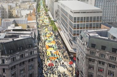 engineering careers  London Mayor Announces Oxford Street To Be Pedestrianised By Christmas 2018